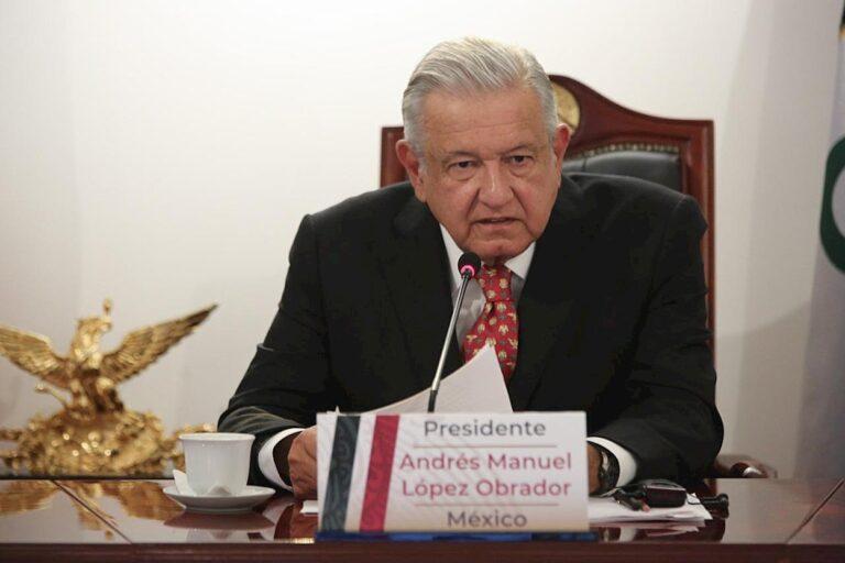 México dice ante el G20 que la pandemia se debe combatir sin afán de lucro