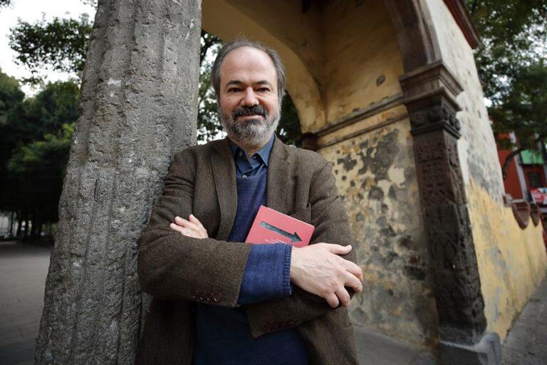 Juan Villoro: «La mayoría de las cosas que no existieron comenzaron como una ilusión»